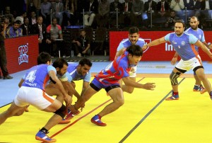India vs England 2016 Kabaddi World Cup Match