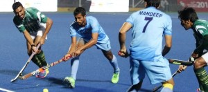 India vs Pakistan Hockey World League 2017 Match