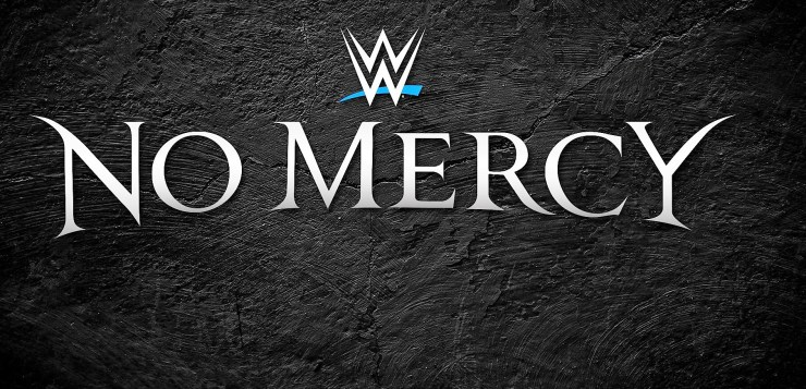 Updated Card for WWE's next pay per view, No Mercy