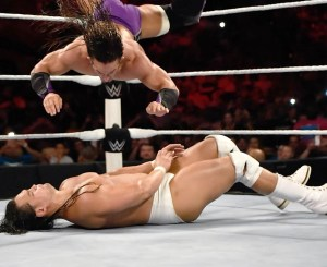 WWE 'Monday Night Raw' Results   October 17th 2016