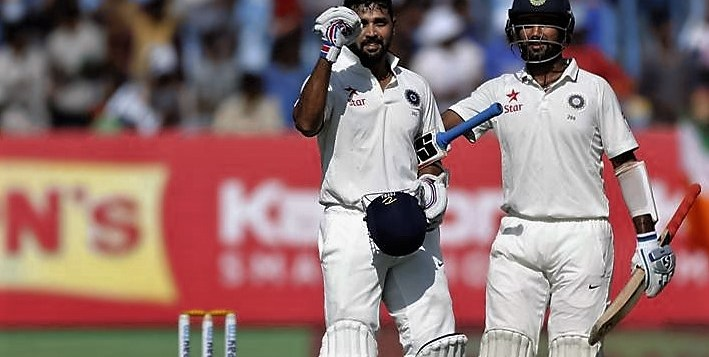 2nd Test India vs England
