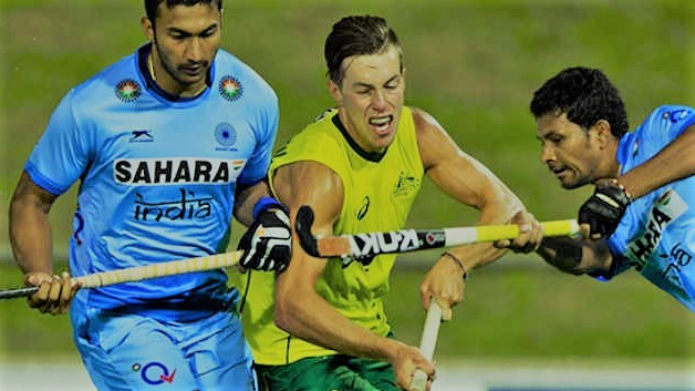 2018 Champions Trophy India vs Australia Hockey Match Live