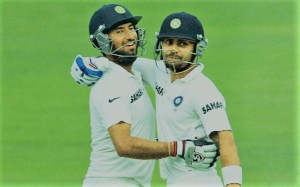 India vs England scoreboard: Day One stumps