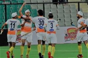 Junior Hockey World Cup Squad India