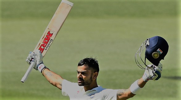 Kohli takes India to 317/4 vs England
