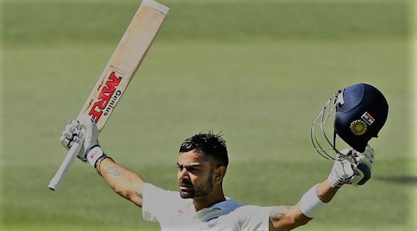 Kohli takes India to 317/4 vs England