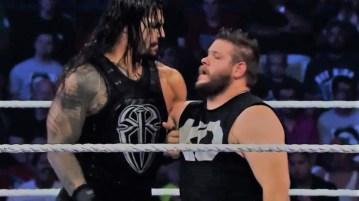Roman Reigns vs Kevin Owens