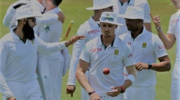 Correspondent demonstrated Disrespect   Cricket South Africa