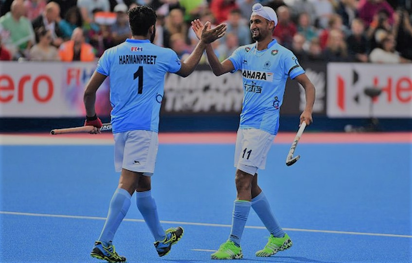 India vs Great Britain Sultan Azlan Shah Cup 2017 Live Streaming, Live Score And Team News