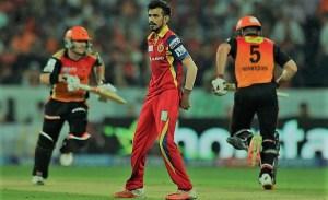 Sunrisers Hyderabad (SRH) vs Royal Challengers Bangalore (RCB) IPL 2017