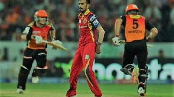 Sunrisers Hyderabad (SRH) vs Royal Challengers Bangalore (RCB) IPL 2017