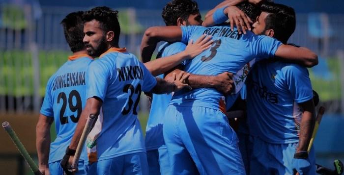 India vs Scotland World Hockey League Semi-Final