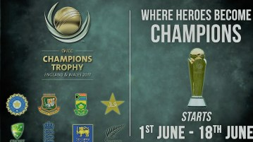 Points Table Cricket 2017 ICC Champions Trophy   Standings And Results