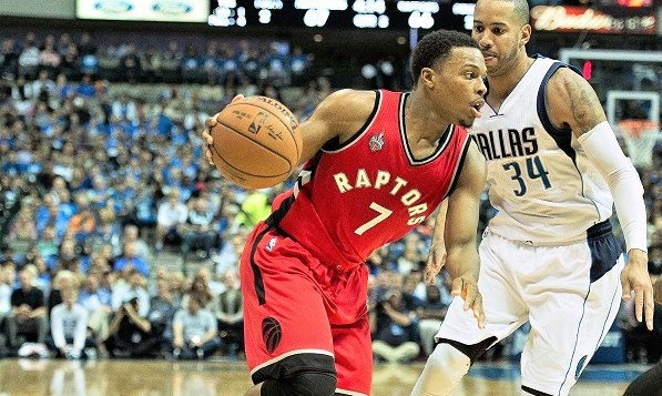 Dallas Mavericks vs Toronto Raptors