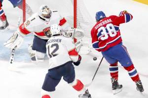 Florida Panthers vs Montreal Canadiens