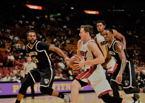 Miami Heat vs Brooklyn Nets