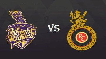 IPL 2018 Kolkata Knight Riders (KKR) vs Royal Challengers Bangalore (RCB)