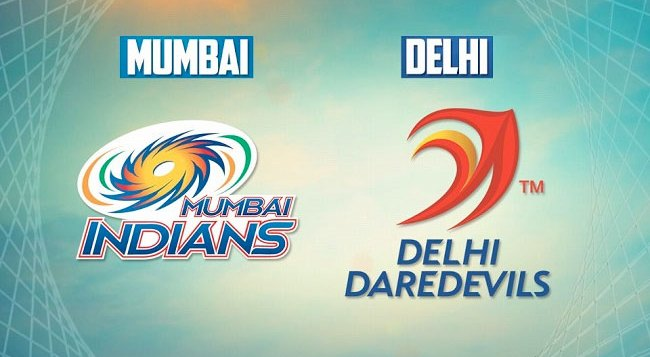 Mumbai Indians vs Delhi Daredevils