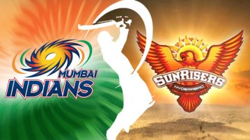 Sunrisers Hyderabad vs Mumbai Indians
