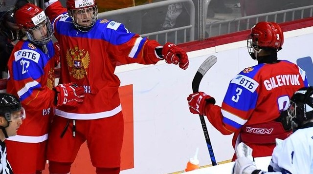 Russia vs France 2018 IIHF Ice Hockey World Championship