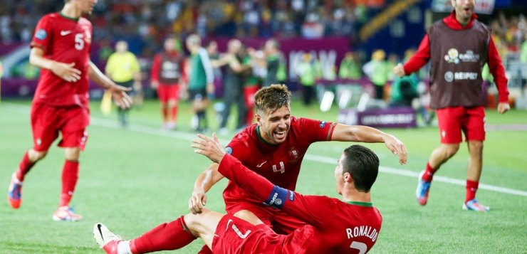 FIFA World Cup 2018 Portugal vs Spain