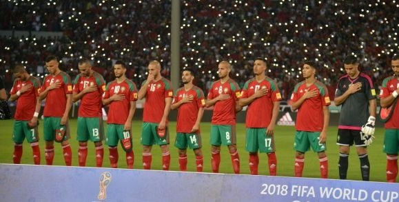 Morocco vs Iran 2018 World Cup Match