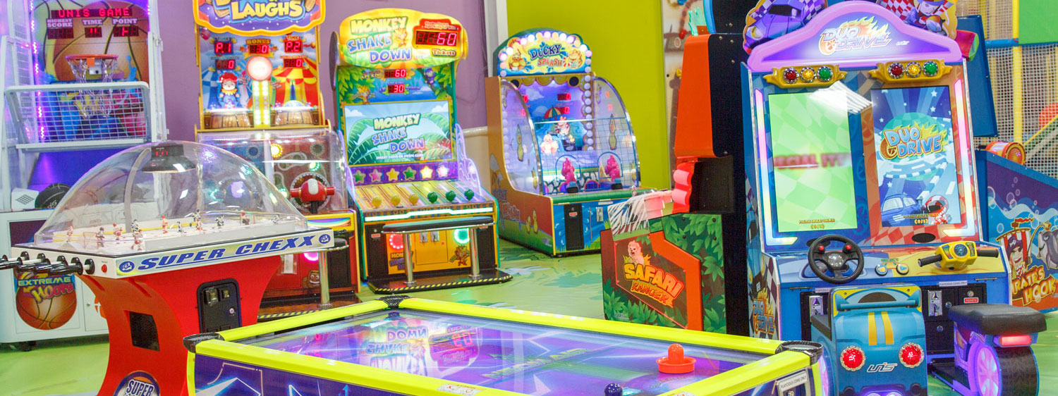 Playcious Interactive Games Indoor Play Area For Kids Selection of interactive games was carefully made keeping in mind the  physical  mental and strategical know how development of kids