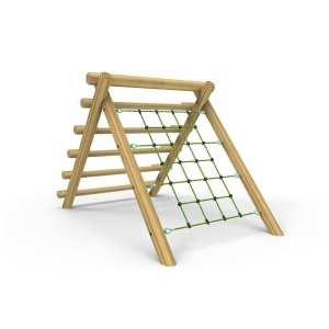 0050 A Frame Net Log Climber Large