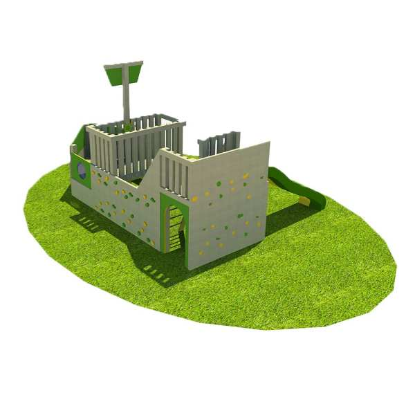 clipper, Playcubed, Valley Provincial, Primary school playground, playground installation, playground construction, bespoke playground design, themed play area, playground equipment