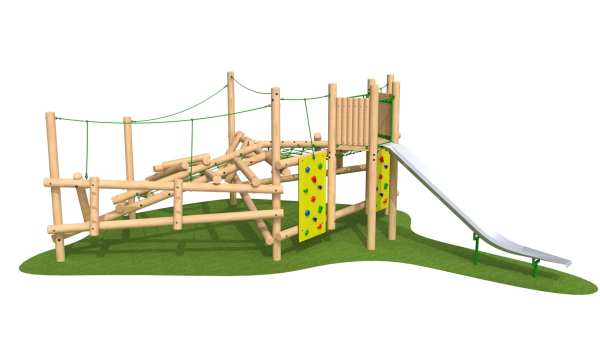 playground equipment, clamber climber, Playcubed, Valley Provincial, Primary school playground, playground installation, playground construction, London playground installation, bespoke playground design