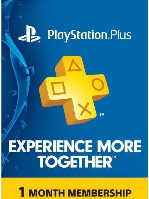 PlayStation Plus de 1 mes - Estados Unidos - Código Digital