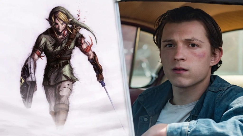 Tom Holland podría interpretar a Link en la rumoreada adaptación de The Legend of Zelda de Netflix
