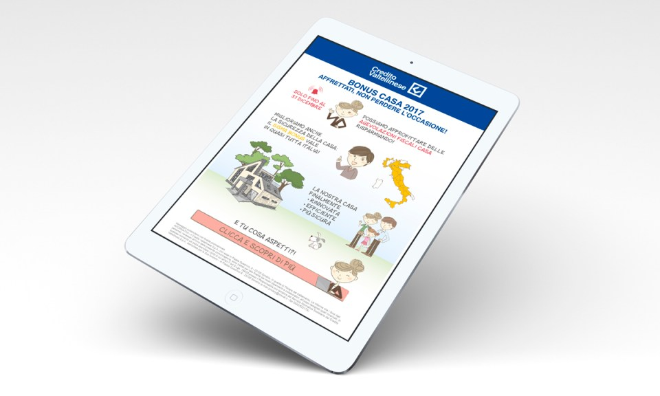 Bonus Casa DEM invio 03 tablet