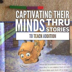 teaching addition thru stories