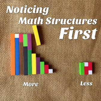 math facts structures