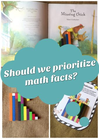 math facts priority