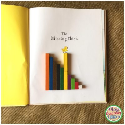 A Picture Book Math Activity