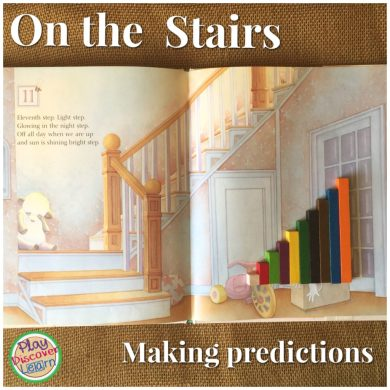 Making predictions is a great way to connect with student thinking.