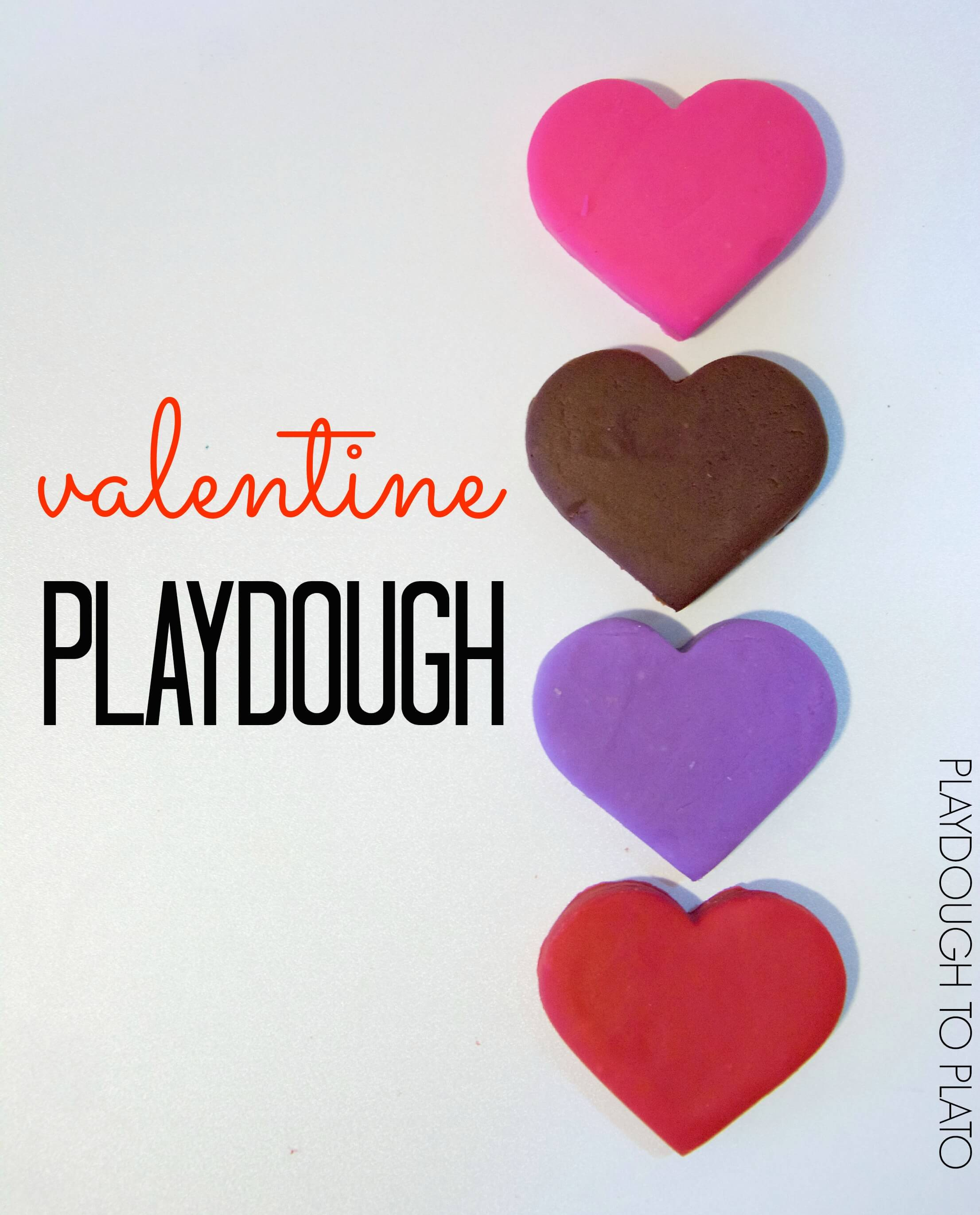 Valentine S Playdough