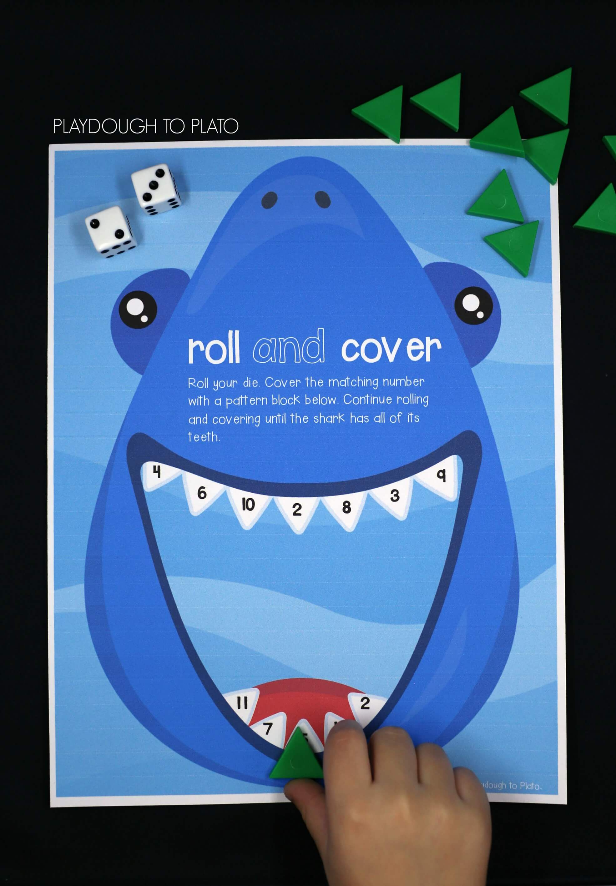 Shark Roll And Cover