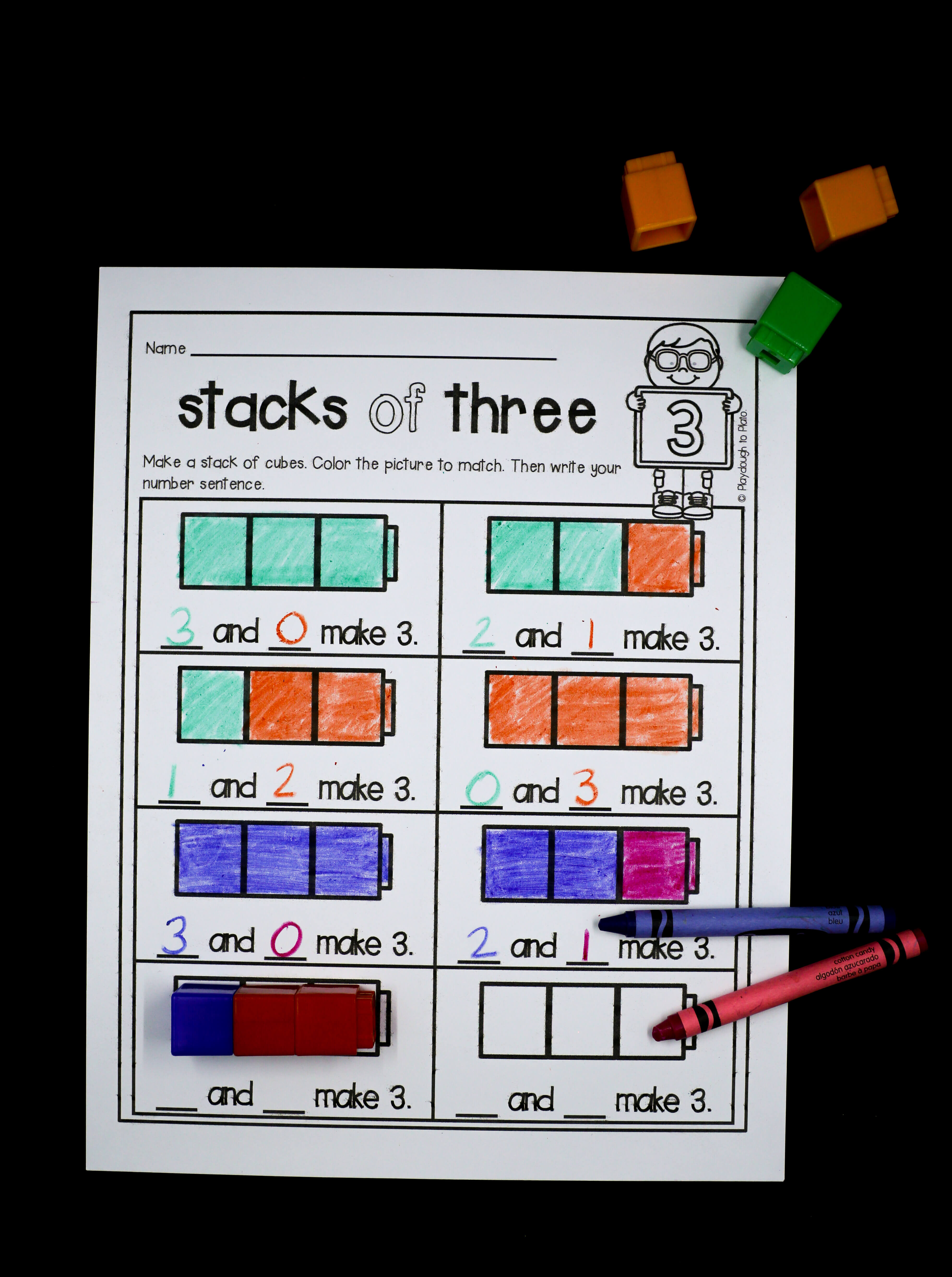 Decompose Numbers