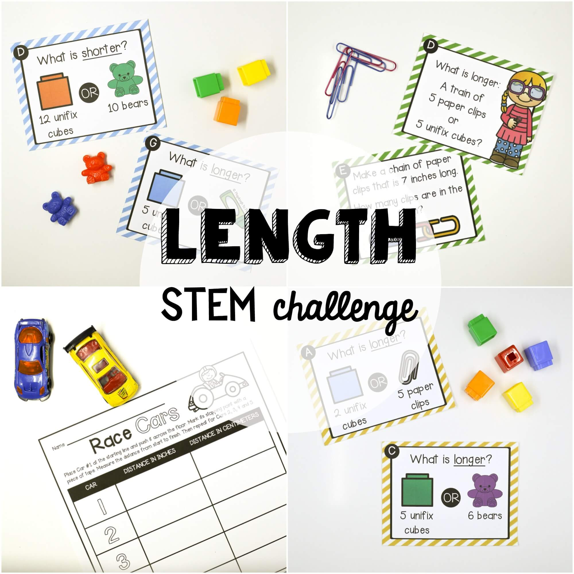 Stem Challenge Linear Measurement