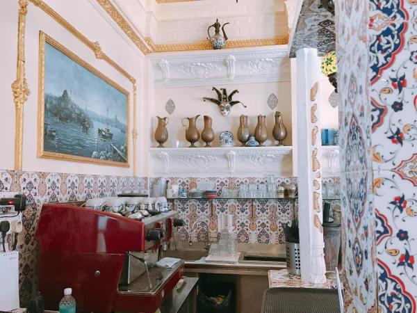 トルコ料理屋
