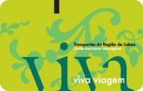 cartões viva viagem:Lisboa viva