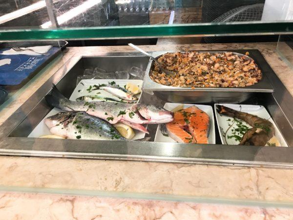 魚料理もたくさん