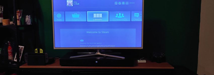 How to switch on your PC and PS4 with Logitech Harmony for the smart home dream
