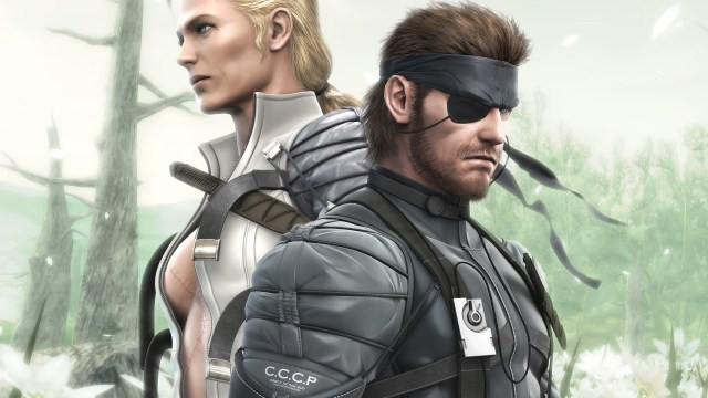 Metal Gear Solid 3 final