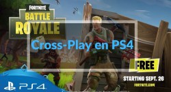 cross-play en PlayStation 4