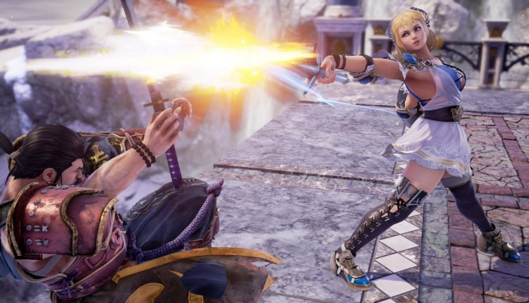 soulcalibur vi reseña gameplay