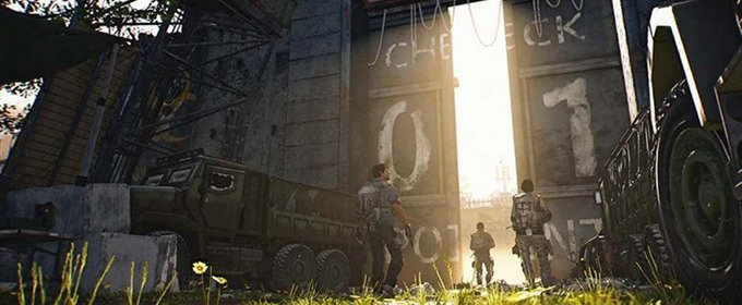 The Division 2 zona oscura